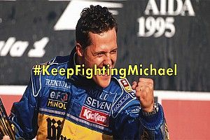VIDEO: ¡Felices 50 Michael Schumacher!