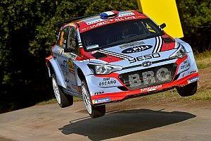 BRC Racing al via del Rally di Gran Bretagna con una Hyundai i20 R5 affidata a Loubet