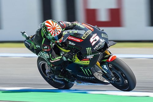 """Capable de donner le maximum"", Zarco retrouve le top 5"