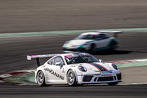 بورشه جي تي 3 الشرق الأوسط: أشكناني يحرز المركز الثالث في تصفيات السباق الافتتاحي للموسم العاشر