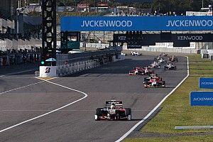 Suzuka reinstated as Super Formula season opener