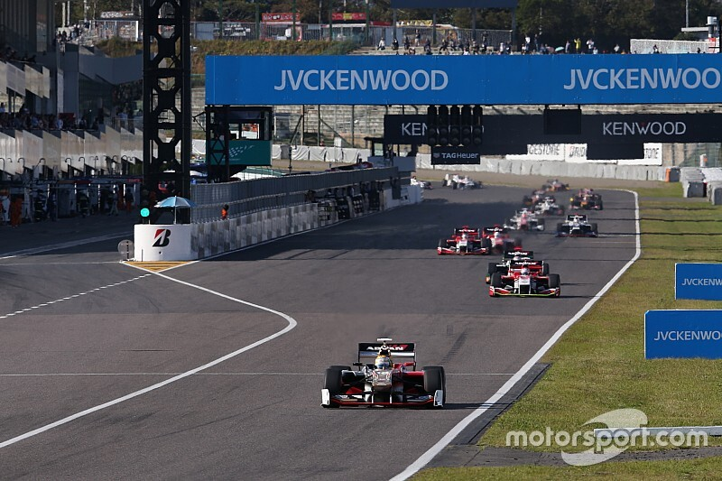 Suzuka reinstated as Super Formula season opener