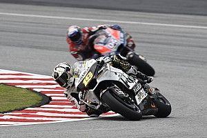 """Bautista: """"He echado en falta el carácter del motor de la GP18"""""""
