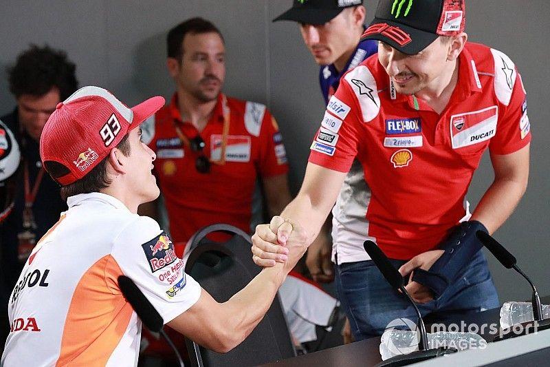 Marquez verdedigt Lorenzo's beslissing om niet te rijden op Sepang