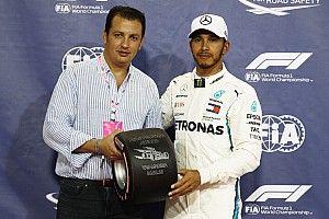 """""""Emotivo"""", Hamilton se mostra atento para ameaça da Red Bull"""