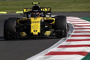 """Sainz: """"Tempo Renault misleidend door tegenvallend Mercedes en Ferrari"""""""
