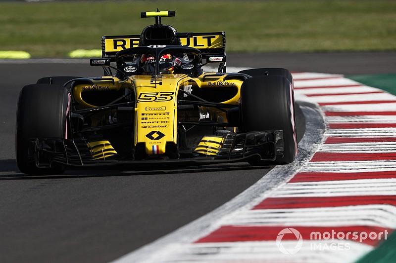 Sainz, 3º en unos primeros libres en México liderados por Red Bull