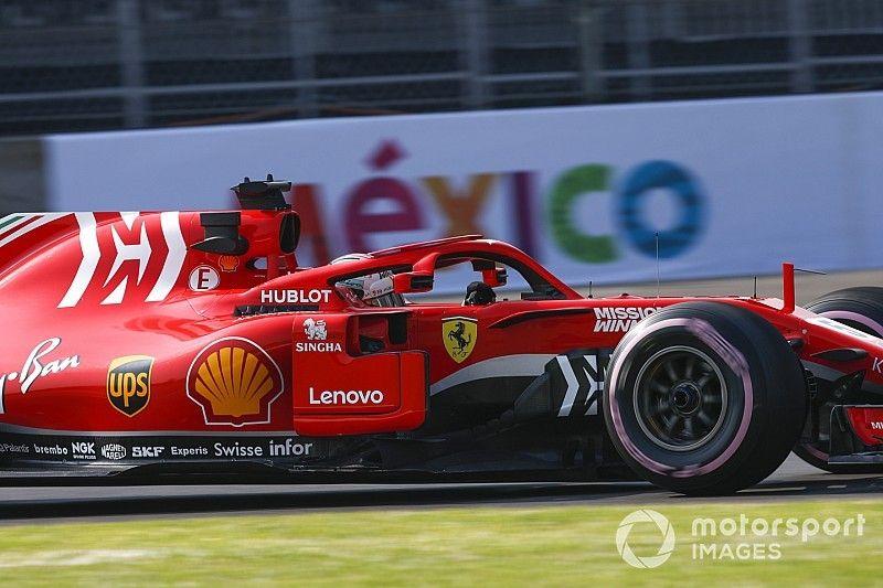 Vettel desvela el porqué del extraño viernes en México