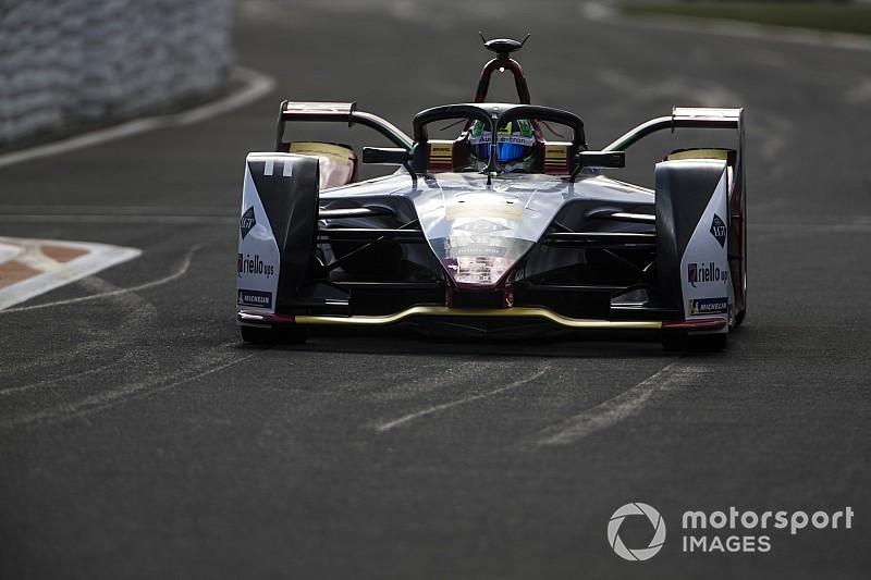 La Fórmula E experimenta en Valencia y lideran Di Grassi y Da Costa