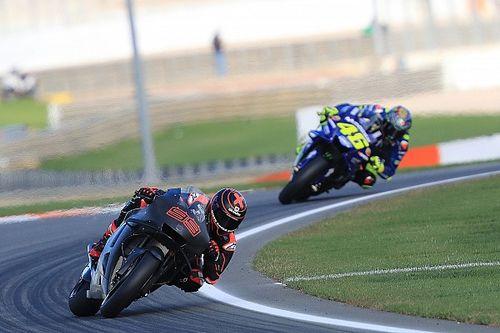 Rossi tanggapi soal rumor Lorenzo