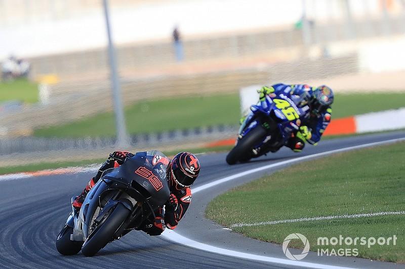"""Rossi heeft hoge verwachtingen van Lorenzo: """"Volgende test is hij snelste"""""""