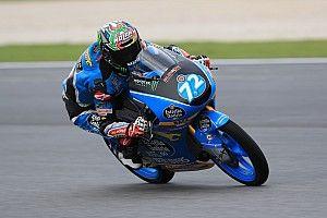 FP2 Moto3 Valencia: Bezzecchi jatuh, Lopez curi posisi teratas