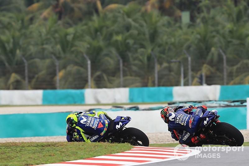 Vinales sulit samai kecepatan Rossi