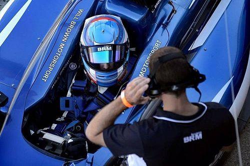 Erebus signs young gun Brown for Supercars enduros