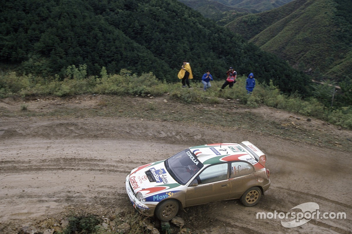 WRC wants to return to key markets United States and China
