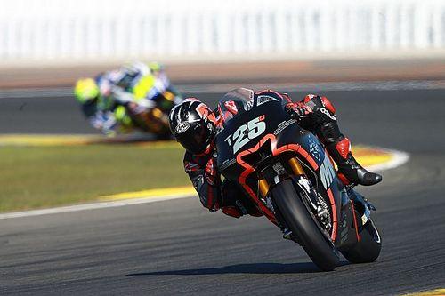 MotoGP: Viñales elvitte a második valenciai tesztnapot is!