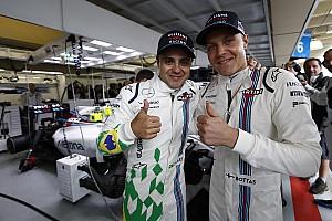 """Bottas relata papos com Massa: """"Falamos sobre cerveja e mulheres"""""""