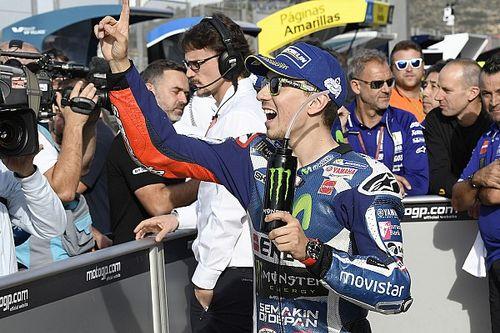 MotoGP: Lorenzo és Iannone meghatódtak, Marquez küzdött