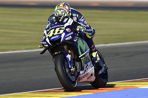 Rossi wary of Vinales threat in Valencia race