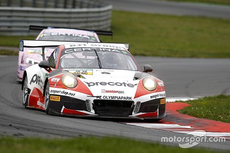 Porsche dominiert Testfahrten zum GT-Masters 2017 in Oschersleben