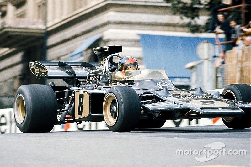 GALERIA: Os carros preto e dourado da F1
