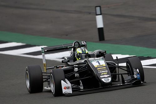 Silverstone F3: BMW protege Eriksson scores Race 2 win