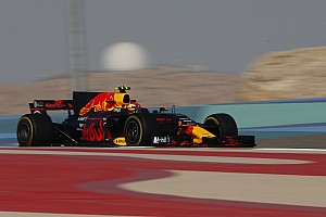 F1 Reporte de prácticas Verstappen comenzó al frente el sábado de Bahrein