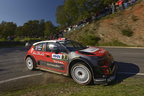 WRC Meeke: Rest of 2017 now only about winning rallies
