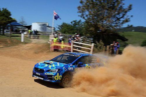 Subaru re-commits to Australian rallying programme