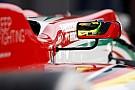 Formel-3-Test in Spielberg: Schumacher vor Habsburg