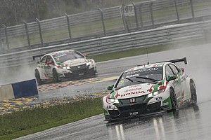 Honda, excluido de la carrera de China del WTCC