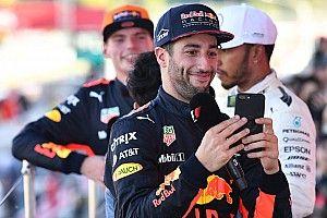Pertumbuhan media sosial F1 kalahkan EPL dan La Liga