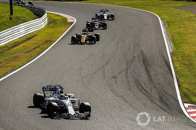 """Column Felipe Massa: """"Renault nu de grootste bedreiging voor vijfde plek"""""""