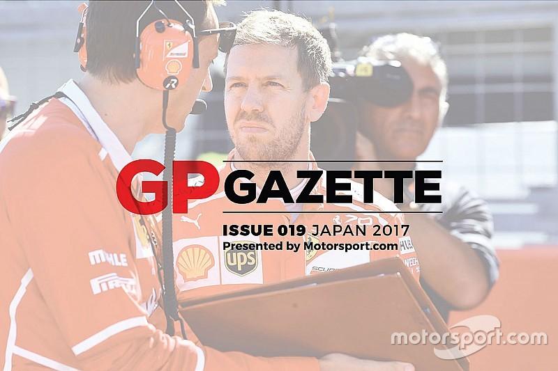 Japanese GP: Issue #19 of GP Gazette now online
