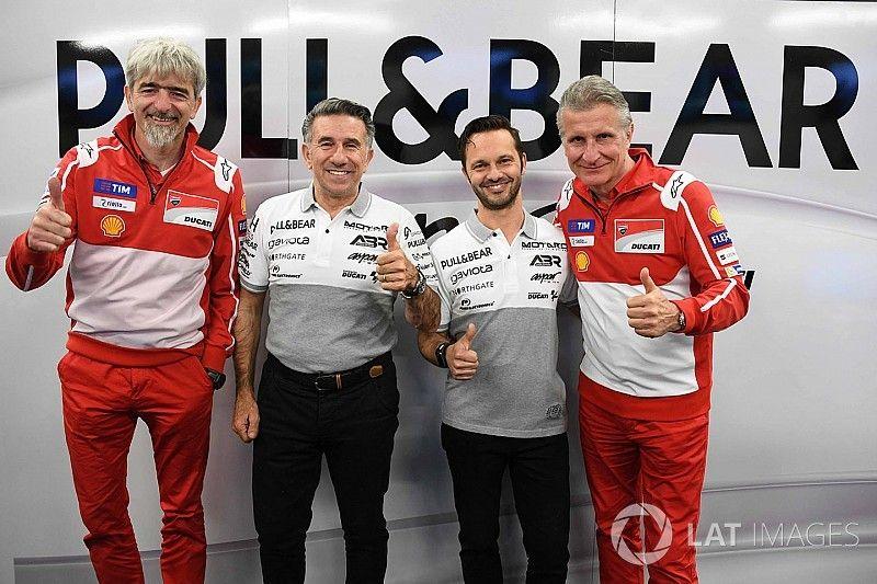 Aspar et Ducati prolongent leur partenariat pour 2018