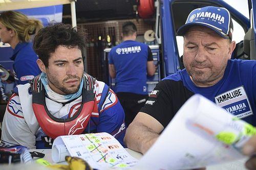 Caimi, el sueño argentino para el Dakar de Yamaha y Arcarons