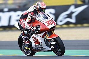 【Moto2】中上貴晶「マシンの旋回性に苦労している」/ル・マン予選