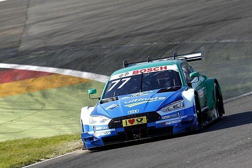 Audi: Loic Duval muss in der DTM lernen, mehr Geduld zu haben