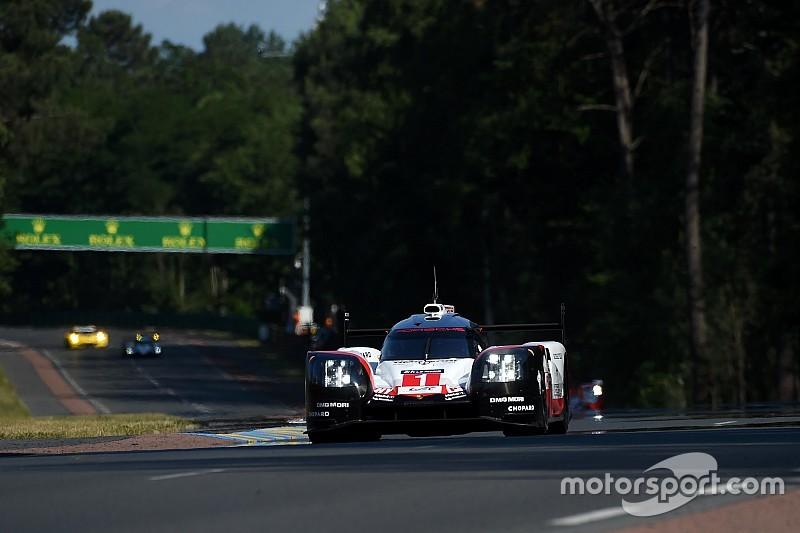 EL - Porsche devant Toyota au milieu du casse-tête pneumatique