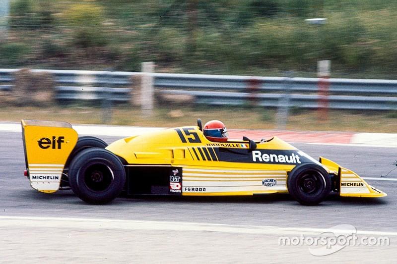 Il y a 40 ans, l'arrivée de Renault en Formule 1 (2/2)