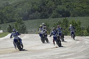 Other bike Breaking news Kegembiraan Anggi usai berlatih di Motor Ranch VR46