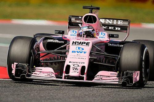 Force India krijgt voorwaardelijke boete van 25.000 euro