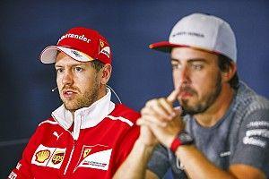 """Ghini: """"Con Vettel e Alonso la F1 cura la sua identità"""""""