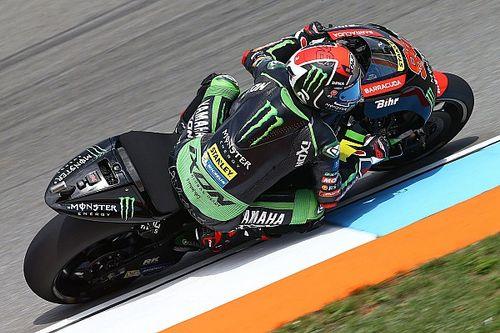 Folger bei MotoGP 2017 in Brno ohne Gefühl fürs Vorderrad