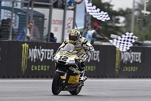 Moto2 Race report Moto2 Rep. Ceko: Luthi pangkas selisih poin dari Morbidelli