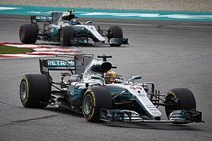 Los títulos de 2017 fueron tan increíbles como los de 2014 para Mercedes