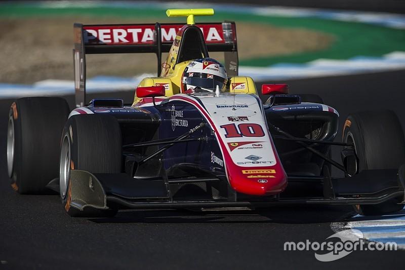 Alesi retrocesso in nona posizione, Lorandi in pole per Gara 2