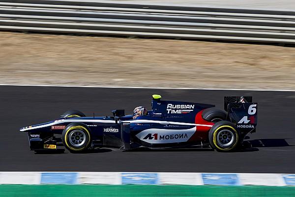 فورمولا 2 فورمولا 2: ماركيلوف يُحافظ على إطاراته ليفوز بالسباق الثاني في خيريز