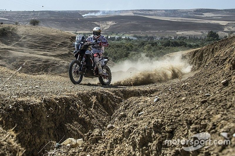 Rally of Morocco: Indian teams continue progress in disrupted rally