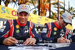 WRC Важливі новини Міккельсен поміняється місцями зі штурманом на домашньому ралі